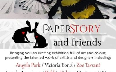 Paperstory & Friends Art Exhibition – Dereham Windmill